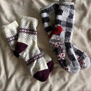 Pack of two socks